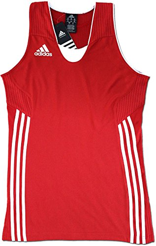 Adidas Damen Sport Trikot TRKY FIBA REP G82382 (M - 40L)