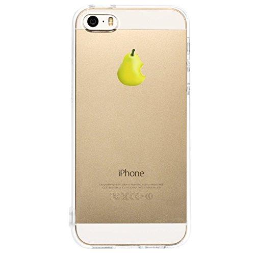 Pacyer® iPhone 6/6s Custodia Frutta TPU Gel