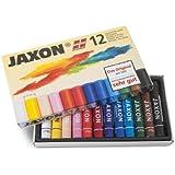 JAXON by Honsell - 47412 - Ölpastellkreide 12er Set