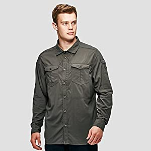 41KJ3pqR2vL. SS300  - Craghoppers Men's Cr165 Long Sleeves NosiLife Adventure Long Sleeved Shirt