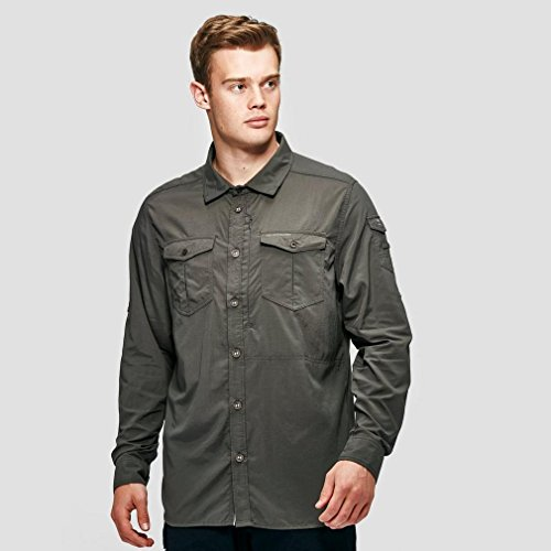 Craghoppers Men's Cr165 NosiLife Adventure Long Sleeved Shirt