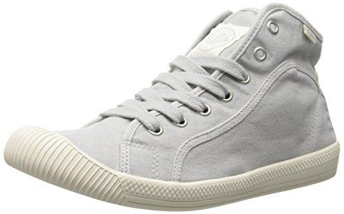 Palladium Schuhe - Sneaker Flex Lace Mid - Lunar Rock, Größe:37.5 (Baumwolle Lace Rock)