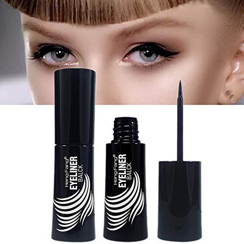 Liquide Eyeliner, KISSION Sexy Yeux Étanche Maquillage Noir Longue Durée Étanche Eye Liner Crayon Outil Cosmétique