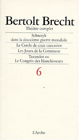 Théâtre Complet 1943-1954, tome 6