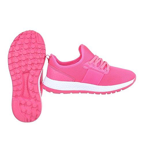 Sapatilhas Casuais Sapatos Ital Laços Senhoras Calçam Sapatos Fechado projeto As Cor de Esportes qU4wIT