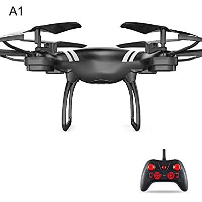 Kbsin212 RC Drone With HD Camera - 2.4GHz RC 6-axis Gyroscope Quadcopter FPV Altitude Hold With Camera Drone,Good For Beginners