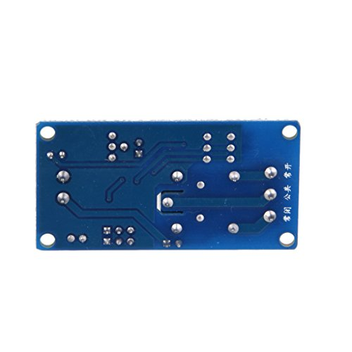 perfk Einstellbare Delay Timer Relay Modul Timer Switch Modul -