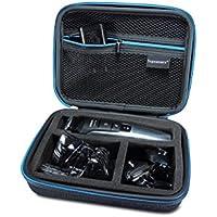 Supremery Funda para Philips QG3398/15 Multigroom-Set Caja Envoltura Protectora Estuche Bolsa de Transporte