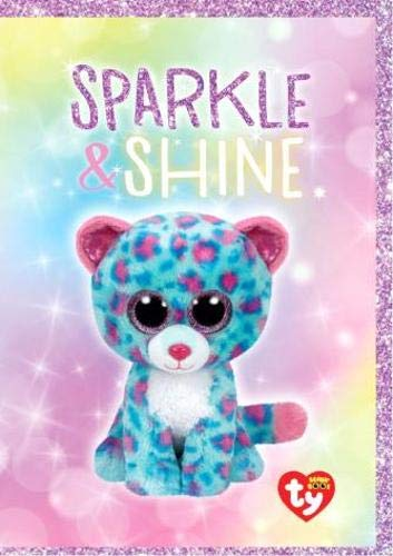 Live Sparkly! Shaker Confetti Diary (Beanie Boos)