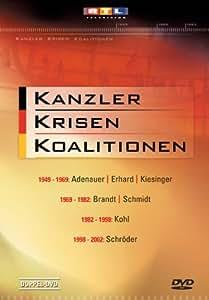 Kanzler, Krisen, Koalitionen - Folge 1 bis 4