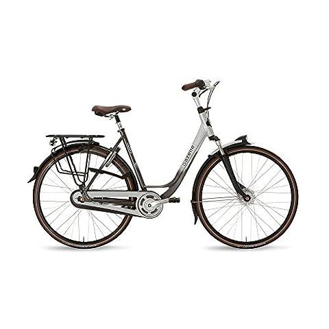 Gazelle Arroyo C8 Damen schwarz 8 Gang Cityrad 2016, Rahmenhöhe:49 cm
