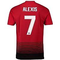 Manchester United FC - Camiseta de Primera equipación para Hombre - 2018/19 - Producto