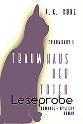 Traumhaus der Toten - Leseprobe: Leseprobe