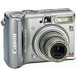 Canon PowerShot A540 Digitalkamera (6 Megapixel)