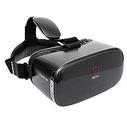 Andoer® DeePoon Virtual Reality Anzeigen Glas VR Videospiel Gläser 1080P AMOLED Display Bildschirm Head Mounted w / HDMI Kabel für Computer Notebook