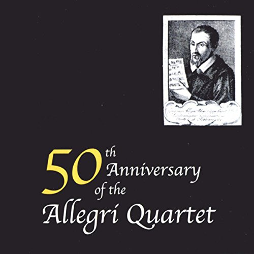 50th Anniversary of the Allegri Quartet