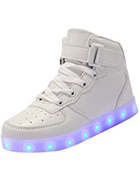 promo code 74574 e298e Suchergebnis auf Amazon.de für: leuchten schuhe - Mädchen ...