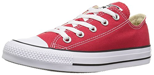 Converse Chuck Taylor All Star Ox, Unisex Baby Sneaker, Rot (Varsity Red), 19 EU (6-9 month Baby UK) (Schuhe Converse Rot Baby)