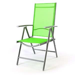 nexos klappstuhl gartenstuhl campingstuhl liegestuhl in. Black Bedroom Furniture Sets. Home Design Ideas