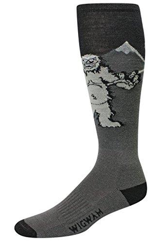 wigwam-snow-monster-calcetines-hombre-negro-size-uk-5-8-eu-37-42