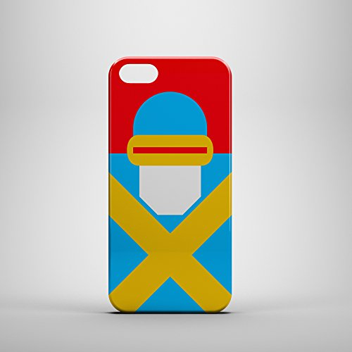 Super-héros Cyclops Coque pour Iphone 5S