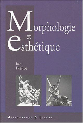 Morphologie et esthétique