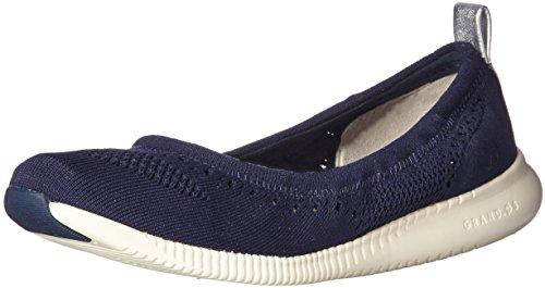 Cole Haan Frauen Flache Schuhe Blau Groesse 7 US /38 EU (Cole Haan Frauen Schuhe)
