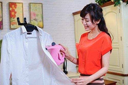 Buyerzone Mini Portable Electric Handheld Travel Garment Steamer