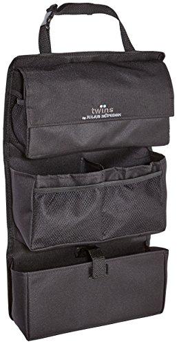 iger & Abwaschbarer Auto Rücksitz Organizer für die Rückenlehne, schwarz (Auto-organizer Für Baby)