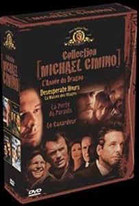 Coffret Michael Cimino 4 DVD : L'Année du Dragon / Le Canardeur / Les Portes du Paradis / Desperate Hours