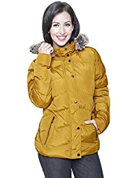 681a40fcc86c2 Ladies Womens Spindle Designer Faux Fur Hooded Short Jacket Quilted Puffer  Padded Coat Zip Pockets