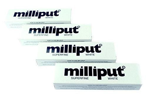 milliput-lot-de-4-marqueurs-extra-blanc-ideal-pour-le-modelage-la-restauration-et-sculpting-inclus