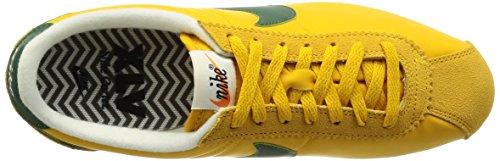 Nike , Herren Sneaker Gelb