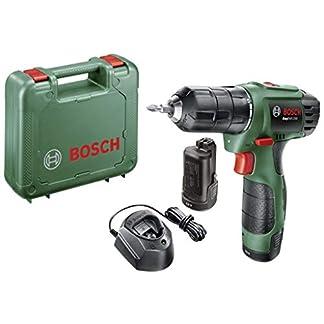 BOSCH Perceuse-visseuse EasyDrill 1200, 2 batteries 1,5 Ah