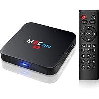 Android TV Box Amlogic S905X 1G +8G TV Box TICTID M9C Pro Boîtier Multimédia Quad Core 4K WiFi H.265 DLNA Smart TV Box