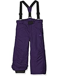 Trespass Kids Marvelous pantalones de esquí, Infantil, Marvelous, morado