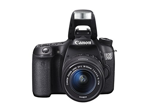 Canon EOS 70D Kit 18-55mm IS STM (Canon Dslr-kamera 2014)
