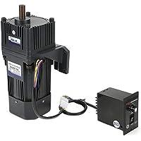 AC 220V 200W M6200-502 CW/CCW Motor de Reducción con Regulador de Caja