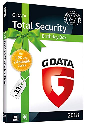G DATA Total Security 2018