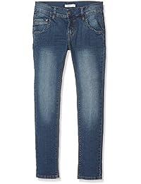 NAME IT Nittucx Reg/Slim Dnm Pant Nmt, Jeans para Niños