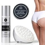 CellulitiX Anti Cellulite Creme - Klinisch getestet von Experten empfohlen - Innovative 3-1 Formel Inkl. GRATIS Massagegerät