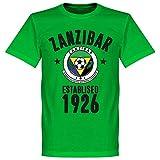 Retake Sansibar Established T-Shirt - grün - L