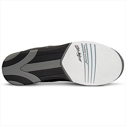 KR Strike Force Flyer Bowling di scarpe da donna e uomo, per destrimani e mancini in 4colori misura 38,5–48con gratis di scarpa Deo Titania Foot Care nero