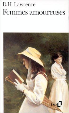 Femmes Amoureuses (Folio) par D. H. Lawrence