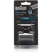 Braun 610027 Kombipack 51B EU, schwarz