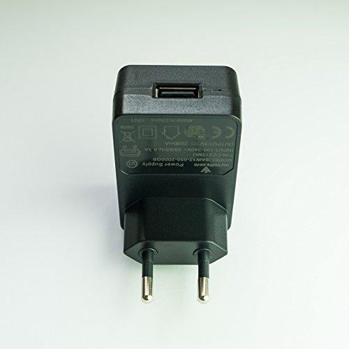 MyVolts 5V Netzteil/Ladegerät für Amazon Fire TV Stick Media-Player - EU Stecker
