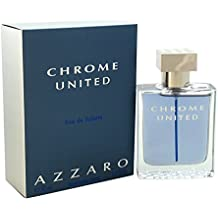 Profumo Uomo Chrome United Azzaro EDT