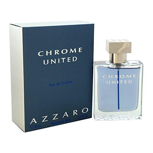 Azzaro Chrome United Eau de Toilette Spray 50 ml