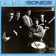 Here Are the Sonics!