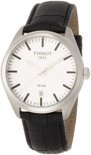 Tissot T1014101603100 - Orologio da polso da uomo, colore: Argento